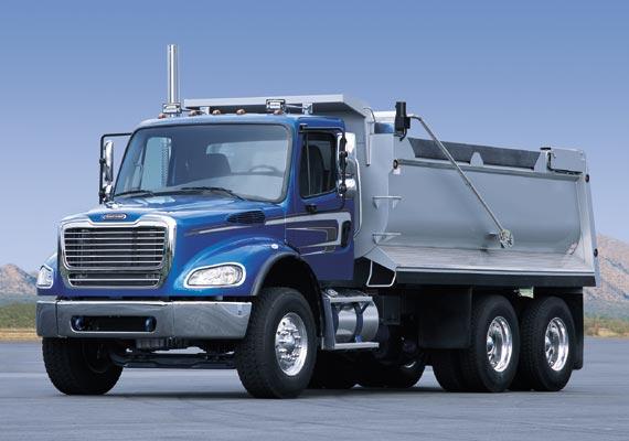 M2 112 - Grand Prairie Western Star and Freightliner