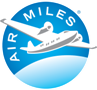 AIRMILES - Full Blue (Primary EN)Small