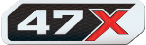 47X Logo