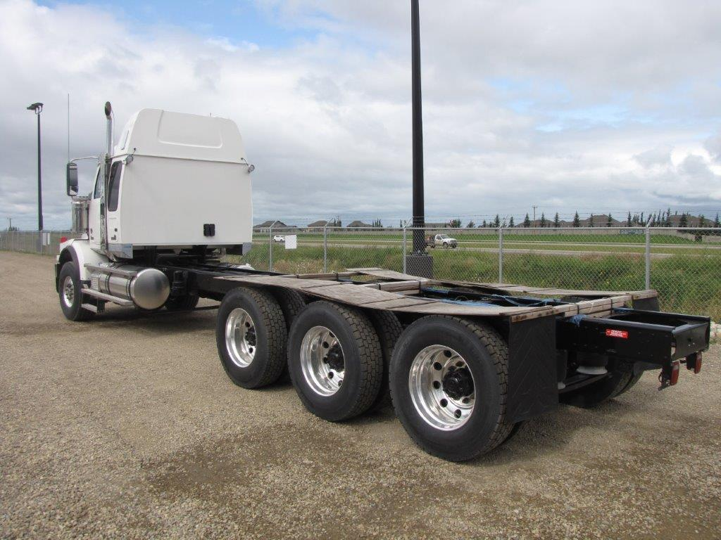 New Western Star Trucks in Edmonton, Alberta