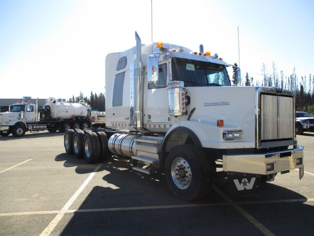New Western Star Trucks in Edmonton, Alberta